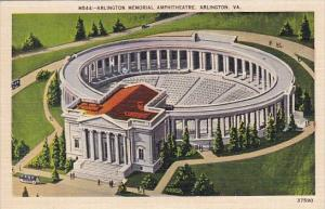Arlington Memorial Amphitheatre Arlington Virginia