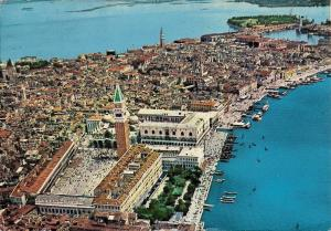Venice, Italy - Birds Eye View