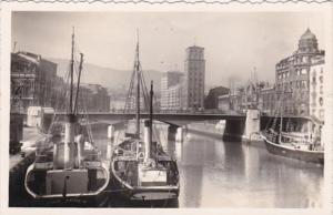 Spain Bilbao Puente de la Victoria The Victory Bridge Photo