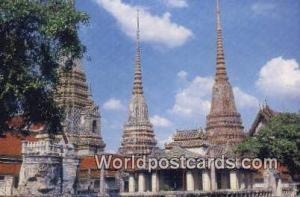 Bangkok Thailand Wat Pho  Wat Pho