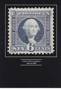 Unitaed States Of America 6 Cent Issue of 1869