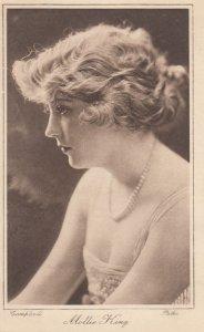 Mollie King , 1910s - 1920s ; Actress