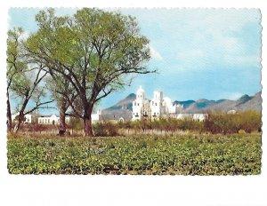 San Xavier Mission Near Tucson Arizona Built 1772  4 by 6
