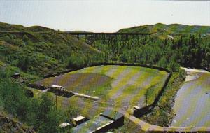 Canada 12 Foot Davis Ball Park Peace River Alberta