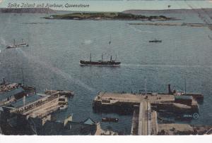 Spike Island And Harbour, Queenstown, Ireland, 1900-1910s