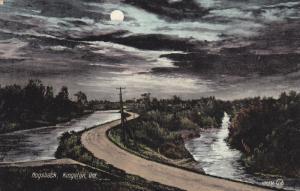 Hogsback at night , KINGSTON , Ontario , Canada , PU-1908