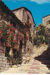 France Eze Vieille rue pittoresque