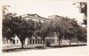 RP; LAMAR, Colorado, PU-1945; High School