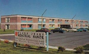 LINCOLN , Nebraska , 50-60s ; Clark Jeary Memorial Manor
