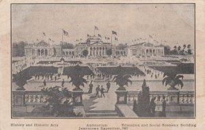 JAMESTOWN , Virginia, 1907 Exposition ; History & Historic Arts, Auditorium and