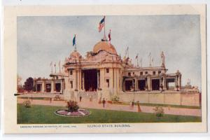 1904 St Louis Worlds Fair, Illinois State Building