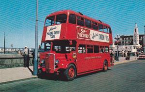 Omnibus , Victoria , B.C. , Canada , 50-60s