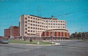 Ste. Croix Hospita, DRUMMONDVILLE, Quebec, Canada, PU-1969