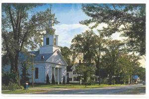 First Congregational Church, Fryeburg, Maine 00-10