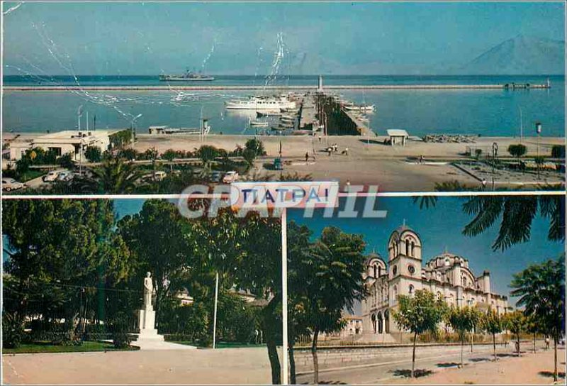 Postcard Modern Patras