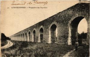 CPA LOUVECIENNES - Perspective des Aqueducs (453128)