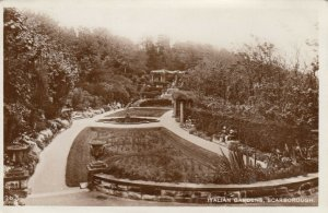 RP: Italian Gardens , SCARBOROUGH , UK , 00-10s