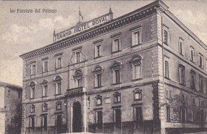 ORVIETO, Terni, Umbria, Italy; Grand Hotel Royal, 00-10s