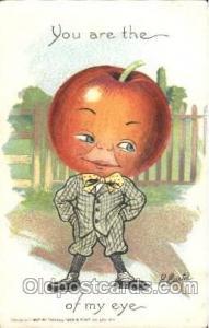Artist E. Curtis, Fantasy Postcard Post Card