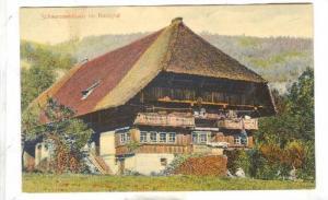 Schwarzwaldhaus im Kinzigtal , Germany ,00-10s