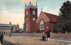 St. Martin's Church Fenny Stratford Bicycle Eglise Kirche