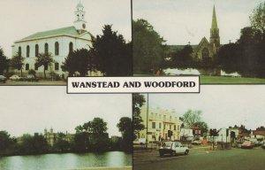 Wanstead & Woodford London 1980s Crown Court Postcard