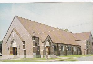 Nazarene Church, CONWAY, Arkansas, 40-60s