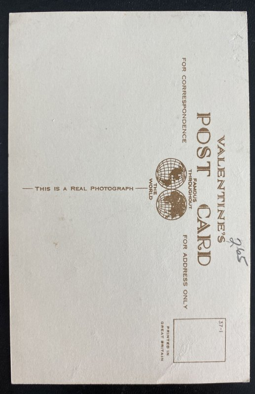 Mint England Real Picture Postcard HM King George VI