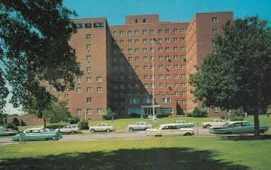 Veterans Hospital Oklahoma City Postcard