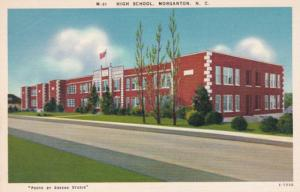 North Carolina Morganton High School