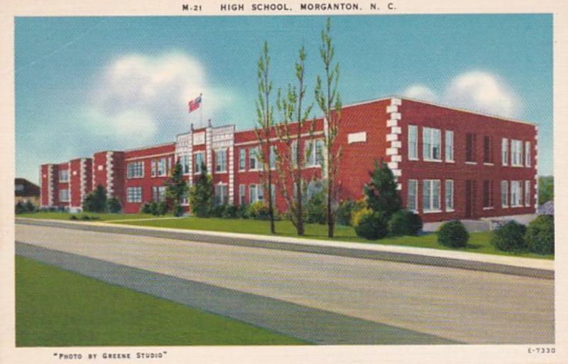 North Carolina Morganton High School
