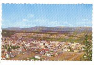 Scenic view, Whitehorse,Yukon,Canada,40-60s