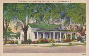 South Carolina Walterboro Betsy Ross Guest House & Cottages