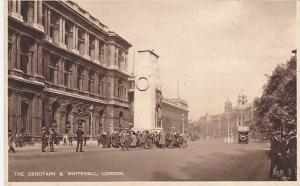 The Cenotaph & Whitehall, London, 00-10s