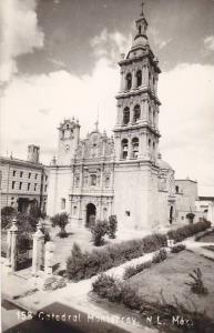 RP, Catedral, Monterrey, Nuevo Leon, Mexico, 1930-1950s
