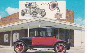 1916 Dorris Opera Coupe Cars & Music Of Yesterday Sarasota Florida