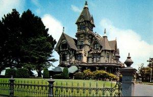 California Eureka Carson Home Built 1885