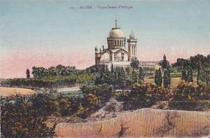 Notre-Dame d'Afrique, Alger, Algeria, Africa, 1900-1910s