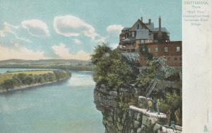 CHATTANOOGA, Tennessee, 1901-07 ; Bluff View