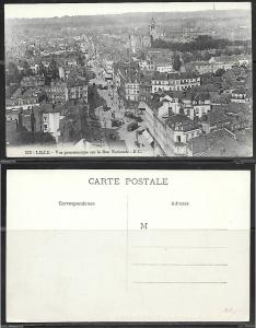 France, Lille, la Rue Nationale, unused