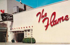 Arizona Phoenix The Flame Restaurant & Jungle Bar West Adams Street sk2857