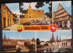 Germany Oldenburg Multi-view - posted