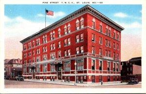 Missouri St Louis Y M C A Building Pine Street