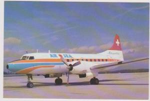 Air-Sea Service Convair Metropolitan 440 HB-IMU on Tarmac in Geneva, Switzerland