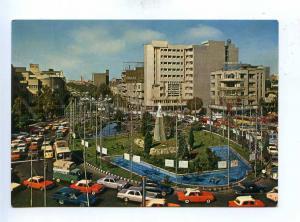 193012 IRAN TEHRAN Ferdowsi square old photo postcard