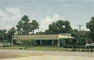 LEESBURG , Florida, 1940-1960s; Trade Winds Cafeteria