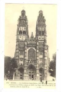 La Cathedrale Saint-Gatien, Tours (Indre-et-Loire ), France, 1900-1910s