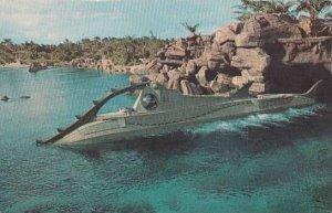 Florida Orlando Walt Disney World 20000 Leagues Under The Sea 1974