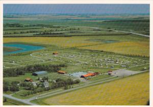 Big Bend R-V Park & Campground , Winnipeg , Manitoba , Canada , 50-70s