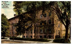 Connecticut   Hartford ,  St.Francis Catholic College